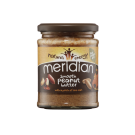 Meridian Foods Smooth peanut butter with salt
