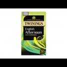 Twinings English Afternoon Tea 50 Bags