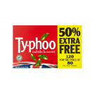Typhoo Teabags 80 Bags +50% for free
