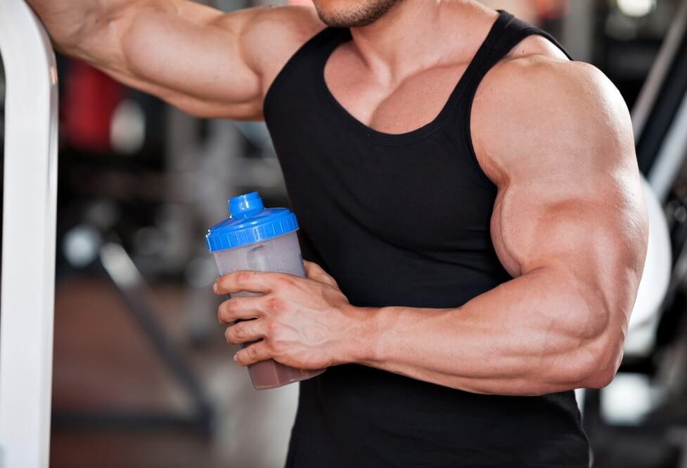 Muskelaufbau pur