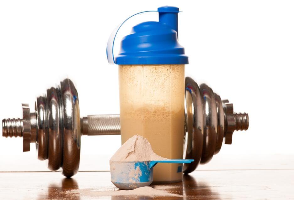 Proteine bzw. Eiweißpulver